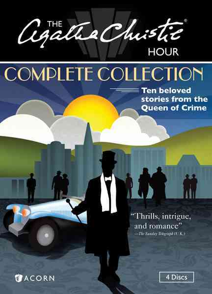 AGATHA CHRISTIE HOUR:COMPLETE COLLECT BY AGATHA CHRISTIE HOUR (DVD)