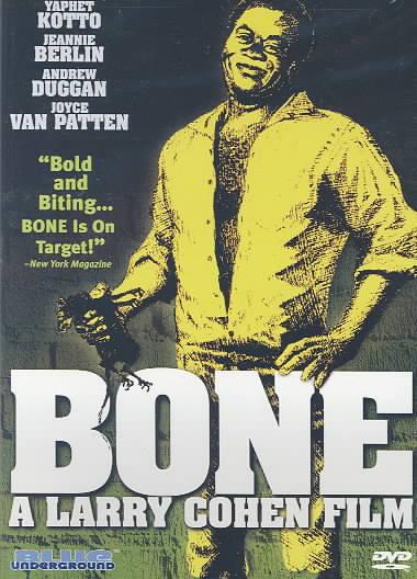 BONE BY KOTTO,YAPHET (DVD)